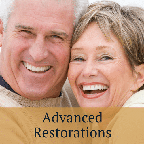 advanced restorations