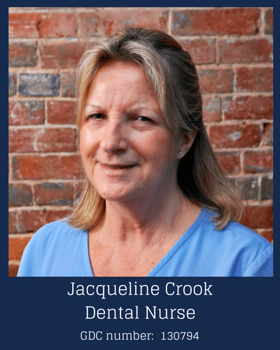 cornmarket dental Jacqueline Crook