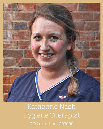 cornmarket dental Katherine Nash
