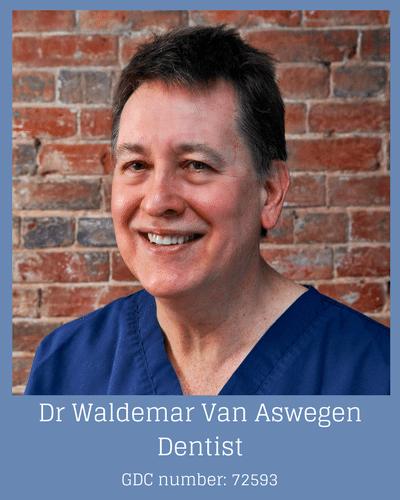 Dr Waldemar Van Aswegen
