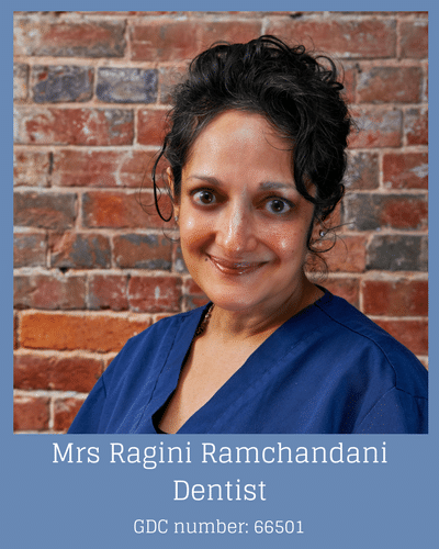 Mrs Ragini Ramchandani Dentist